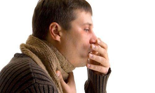 Приступ астматического кашля