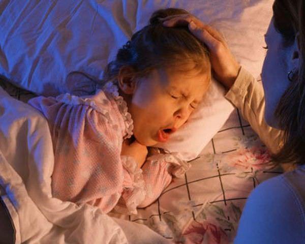 Приступообразный лающий кашель признак тяжелой патологии