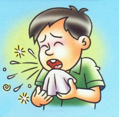 Продуктивный кашель сопровождается выделением большого количества мокроты.