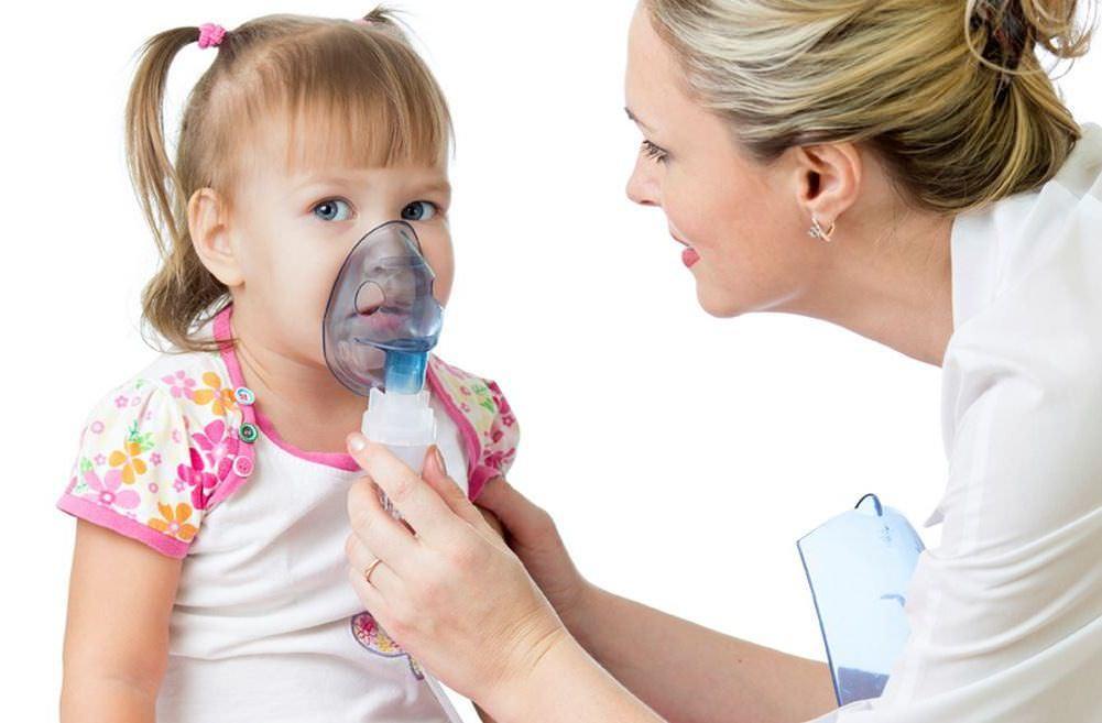 Проведение ингаляции ребенку