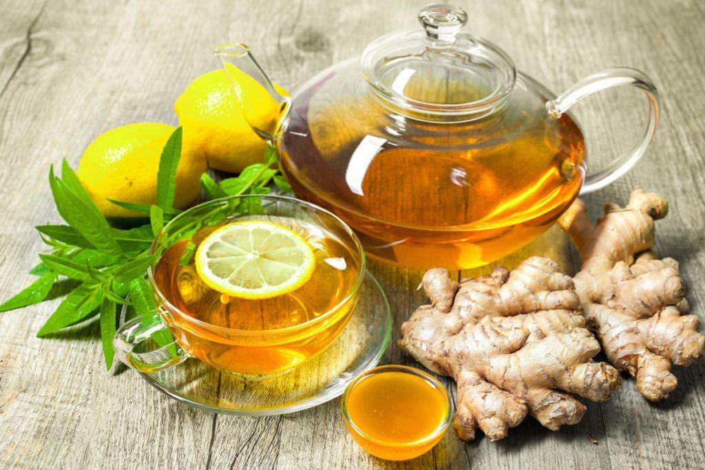 Рецепты лекарственных средств с имбирем от кашля