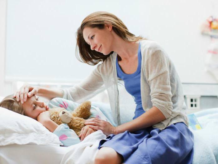 Рецидивирующий бронхит считается одной из основных причин затяжного кашля у детей – часто остаточный кашель предыдущего эпизода болезни переходит в начало очередного обострения (фото)