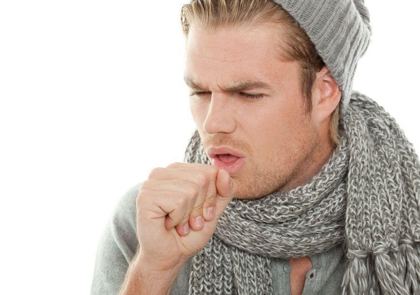 Сильный кашель ухудшает качество жизни человека