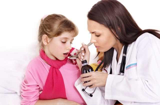 Сиропы из солодки можно давать маленьким детям