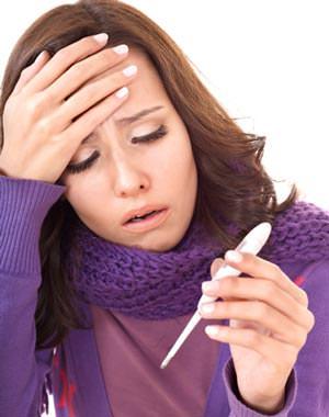 Температуру тела необходимо измерять при любом виде кашля