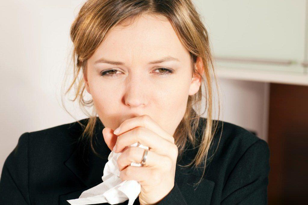 Влажный кашель при бронхите