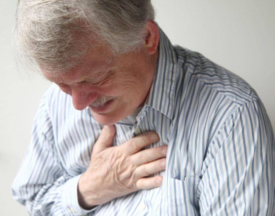 Жжение и невыносимая боль в сердце