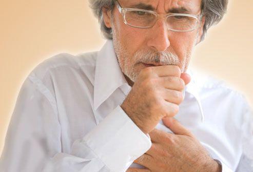 Беспричинный кашель