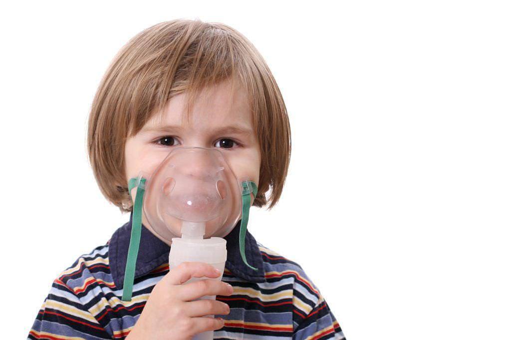 Как помочь ребенку при кашле с помощью ингаляций