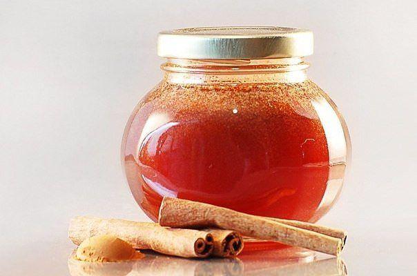 Корица с медом и молоком – прогонит простуду с потом