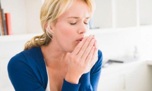 Сухой кашель может нести смертельную опасность