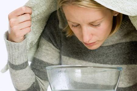 Устранение сухого кашля – ингаляция от кашля с валидолом