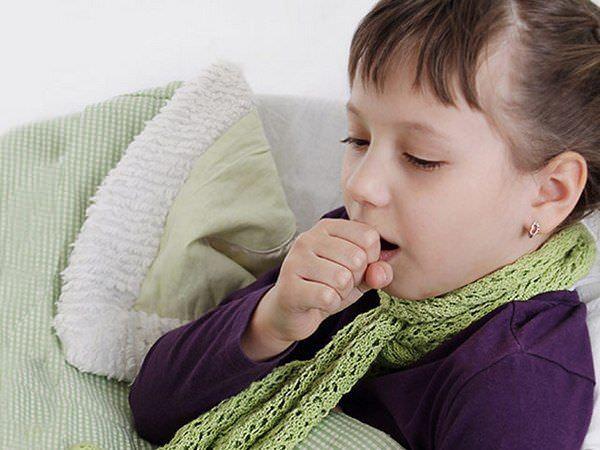 Внезапный ночной кашель – испытание и для ребенка и для родителей