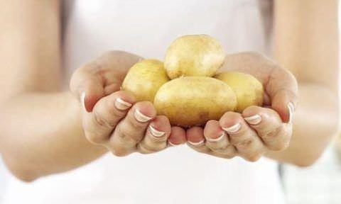 Картофель - компонент эффективного противокашлевого компресса