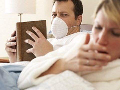 Причины появления сухого кашля