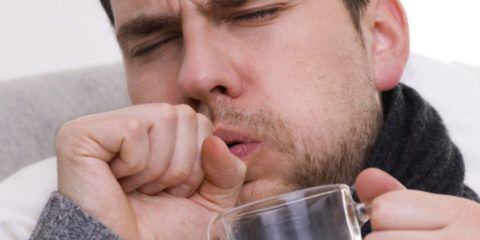 Сухой кашель - симптом ряда серьезных патологий