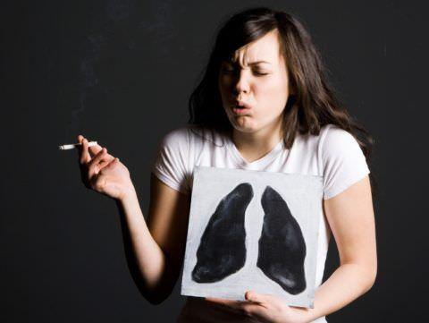Замучил кашель — что делать при бронхите курильщика