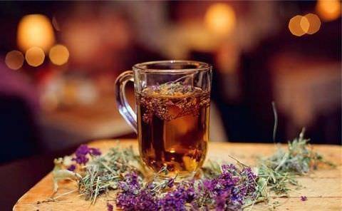 Чай с тимьяном - ароматно и полезно