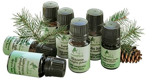 Эфирные масла - хорошие помощники при лечении кашля