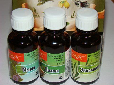 Эфирные масла - помощники при лечении кашля