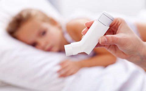 Ингаляции кортикостероидов - способ купирования астматических приступов