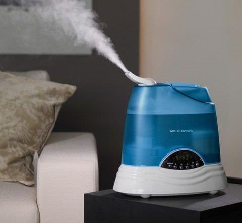 Увлажнитель воздуха поможет создать комфортный климат в помещении