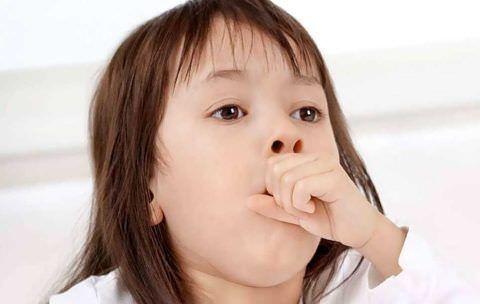 Сухой кашель у детей - не безобидный симптом