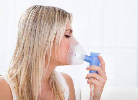 Ингаляции - эффективный метод лечения кашля