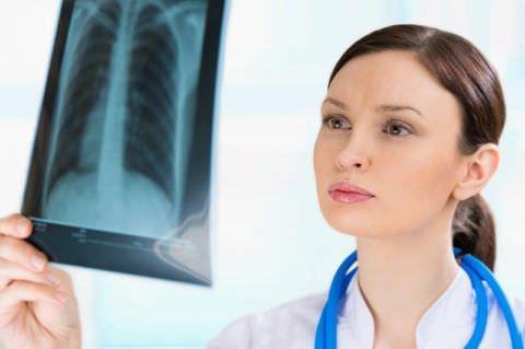 Интерпретация рентгеновского снимка поможет врачу поставить правильный диагноз