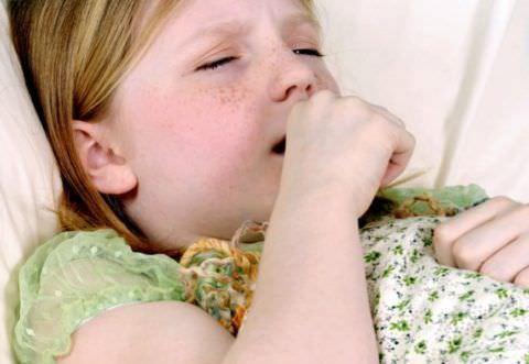 Рецепты народной медицины помогут справиться с кашлевыми приступами у ребенка