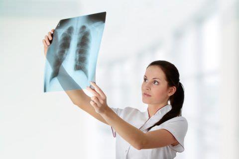 Рентген поможет поставить диагноз