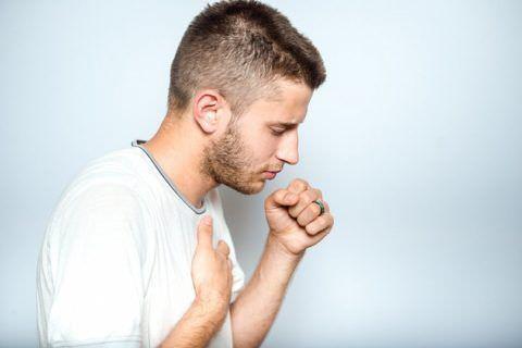 Сухой кашель - крайне неприятный симптом