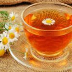 Травяные отвары помогают лечить кашель