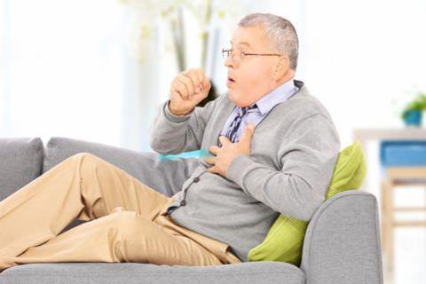 Приступ кашля может застать врасплох