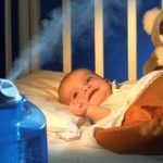 Увлажнитель воздуха поможет облегчить процесс дыхания