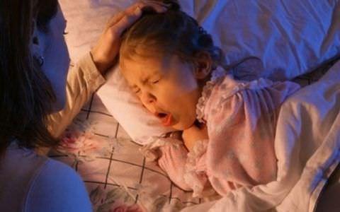 Кашель мешает спать