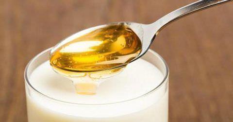 Мед и молоко – лучшее средство от кашля