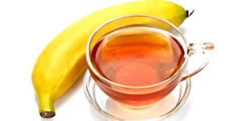 Облегчить симптомы кашля поможет чай с бананом