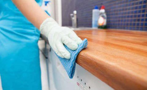 Рекомендуется проводить влажную уборку дома