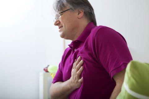 Сердечная недостаточность – причина кашля