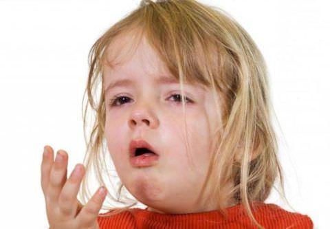 Сильный кашель может стать причиной рвоты