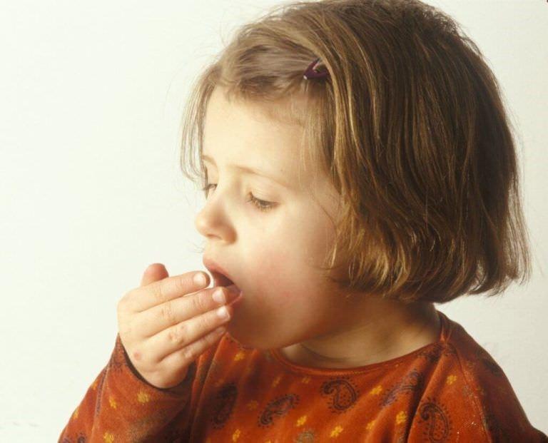 Больные детки сильно ослаблены