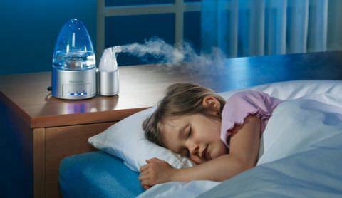Как можно чаще проветривайте помещение и увлажняйте воздух