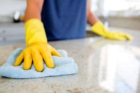 Регулярно проводите влажную уборку