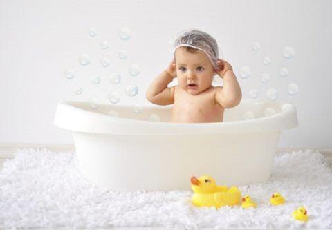 Водные процедуры разрешены только при отсутствии температуры