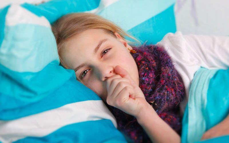 Кашлевые приступы - самое распространенное проявление простудного заболевания