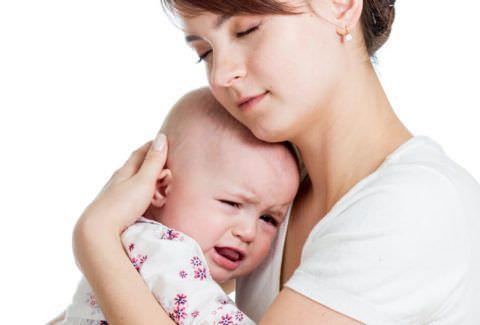 В период развития заболевания следует окружить ребенка заботой