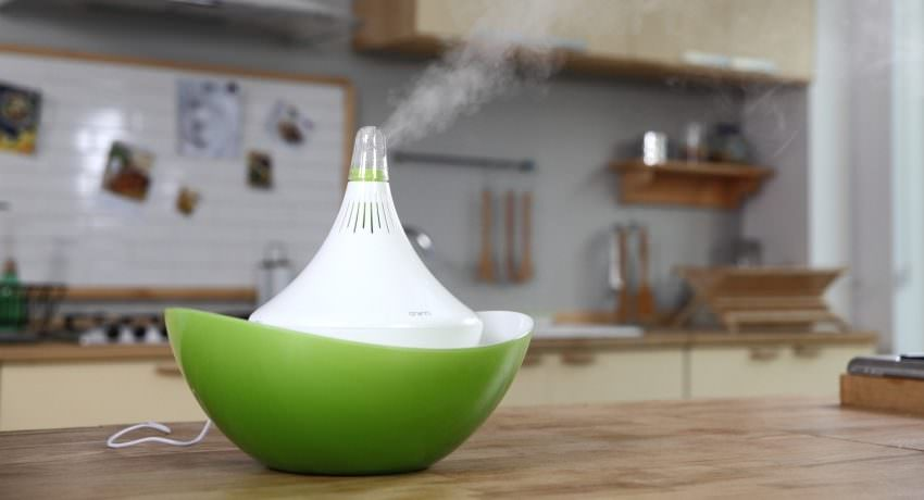 Поддерживать оптимальную влажность воздуха поможет такой прибор