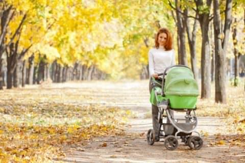 Как можно чаще гуляйте на свежем воздухе