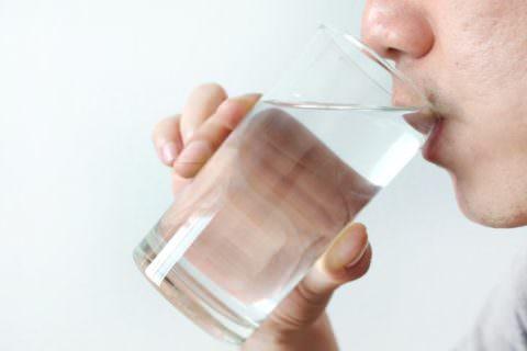 До сбора необходимо выпить достаточное количество воды